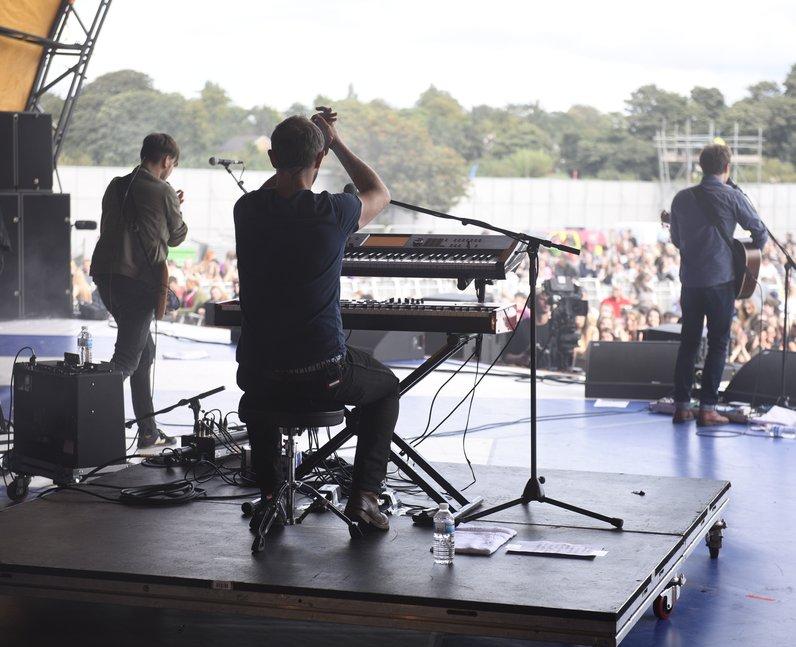Jamie Lawson Fusion Festival 2016