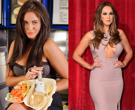 Geordie Shore Then and Now Vicky Pattison