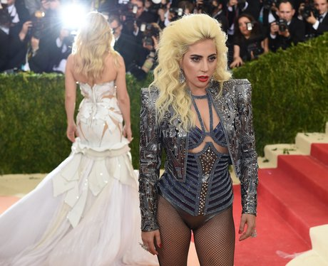Lady Gaga The Met Gala 2016