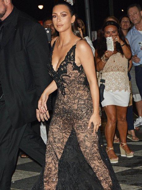 Craziest Outfits Of 2016 Kim Kardashian