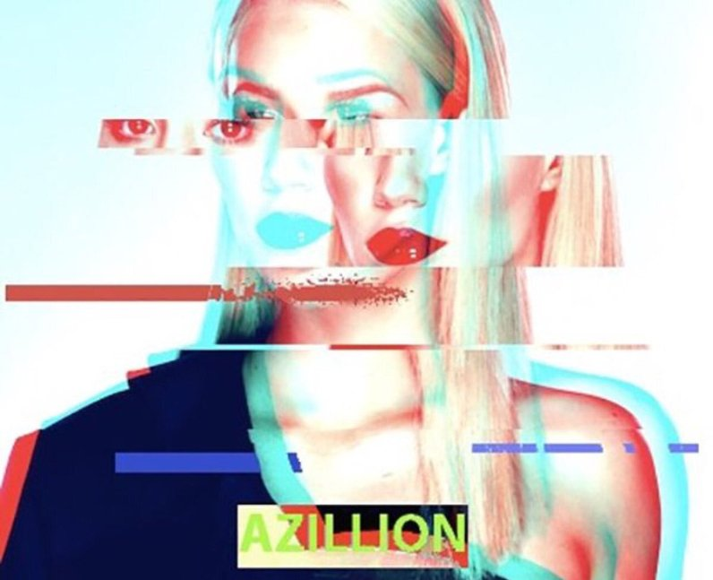 iggy azalea bounce album cover - photo #7