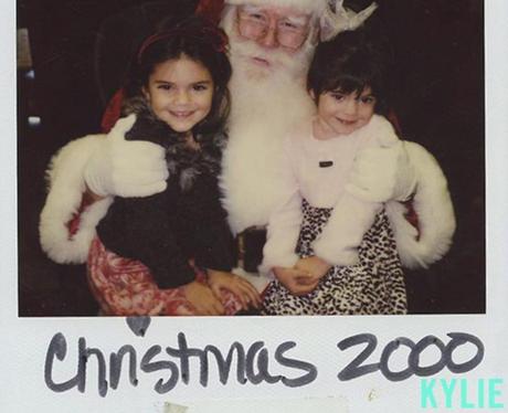 Celebs celebrating Christmas The Jenners