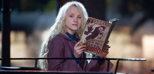 After It Helped Her Beat Anorexia, Luna Lovegood Shocks ...