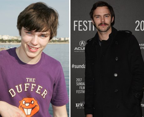 Skins Cast Then and Now Nicholas Hoult