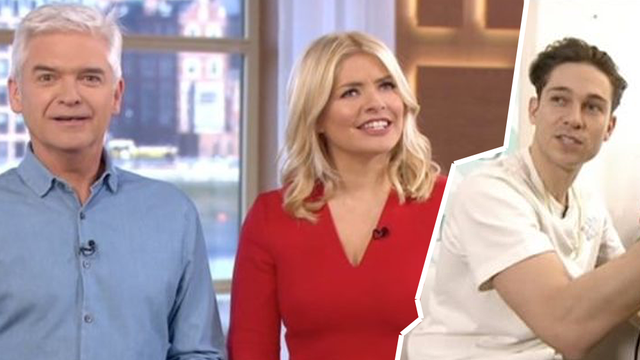 WATCH: Joey Essex Dropped The F-Word On This Morning And Phil & Holly Weren't Impressed