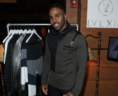 Jason Derulo And Antonio Brown Hold Dinner