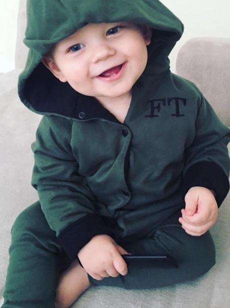 Freddie Tomlinson looks cute AF in a personalised onesie. - This Week's MUST-SEE... - Capital