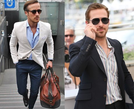Ryan Gosling lookalike