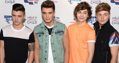 Union J Red Carpet Sumertime Ball 2013