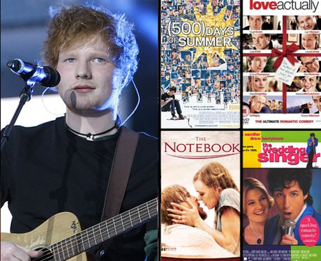 Ed Sheeran or Rom Com?